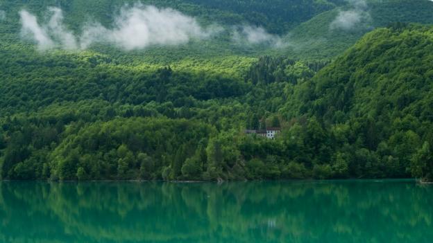 Lago di Barcis (Friuli-Venezia-Giulia)