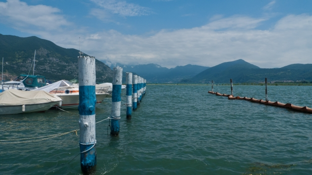 Lago d'Iseo (Lombardia)