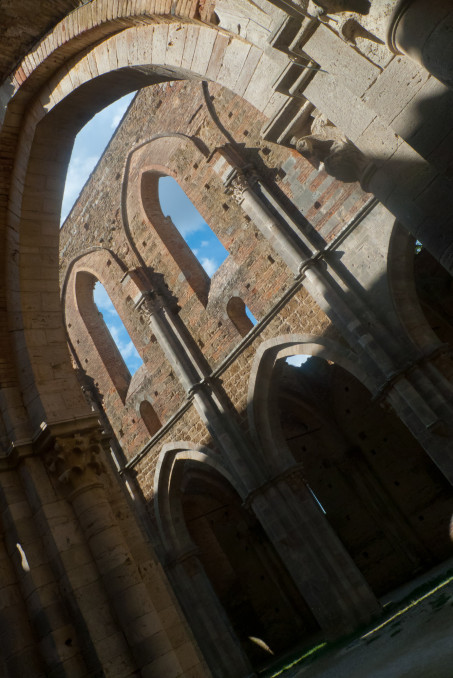 Abbazia di San Galgano (Toscana)