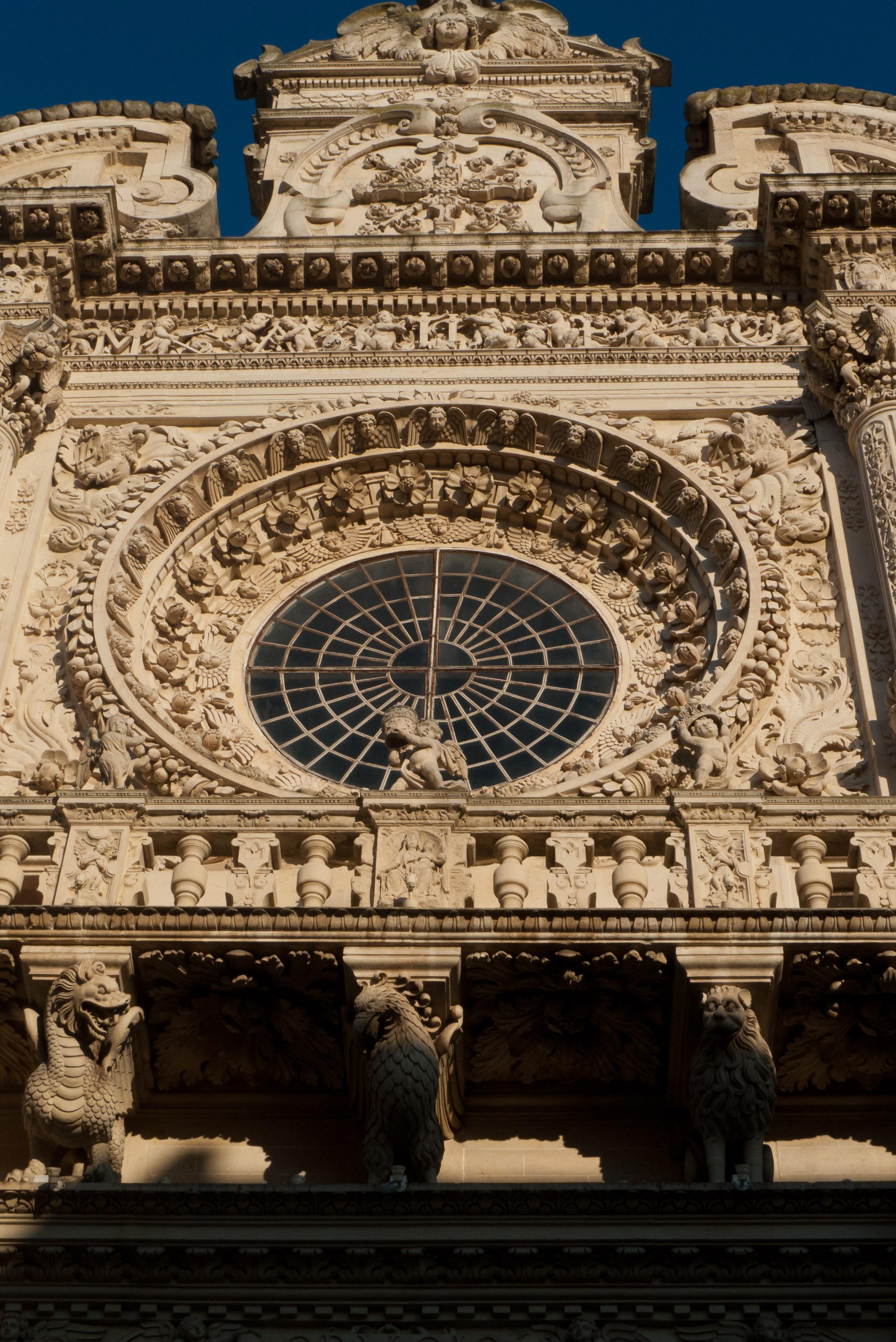 The Duomo di Lecce (Puglia)