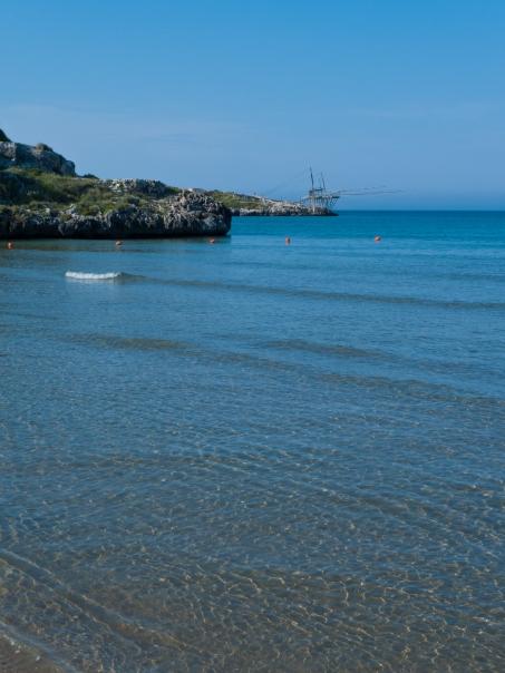 Trabucco - Gargano peninsula (Puglia)