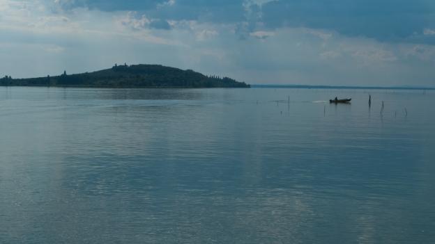 The Lago di Trasimeno - Umbria