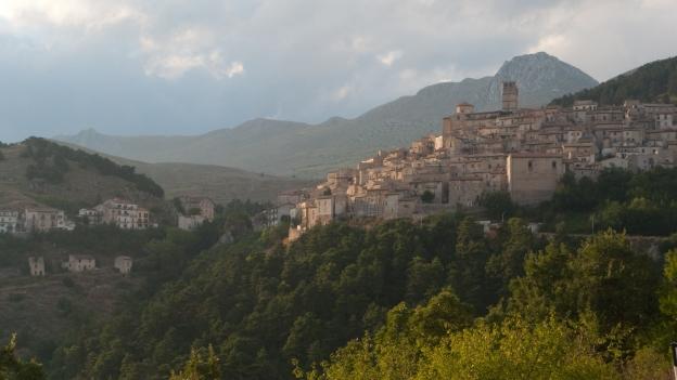 Gran Sasso national park - Castel del Monte (Abruzzo)