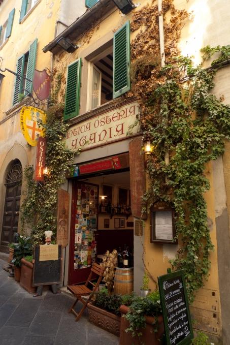 Osteria in Arezzo