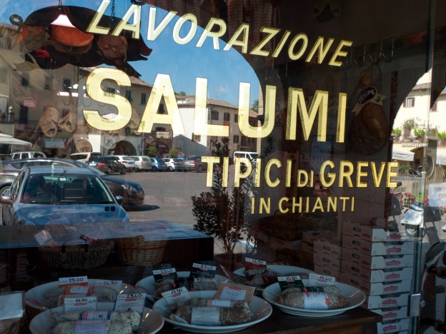 Salumeria - Greve in Chianti