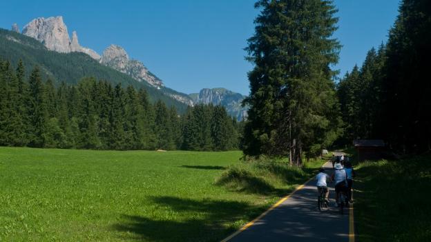 Ciclovia delle Dolomiti (Trentino)