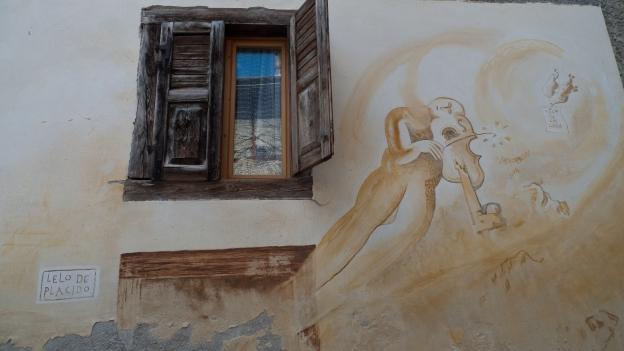 Mural - Cibiana