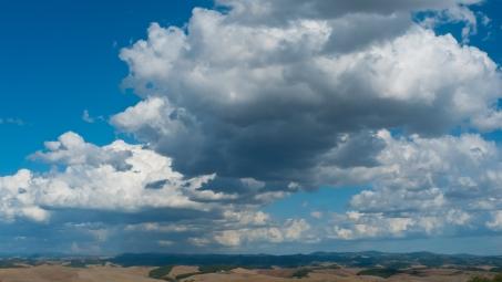 Grand Tour della Val di Merse cloudscape
