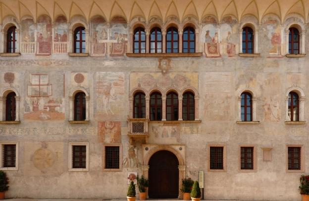 Trento: Palazzo Geremia