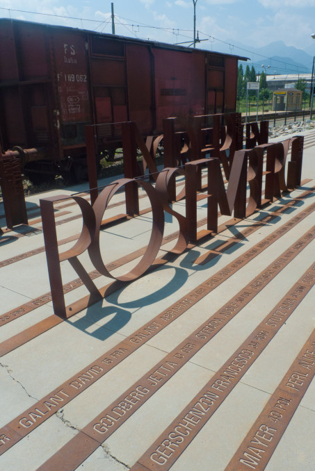 Borgo San Dalmazzo - Memoriale della Deportazione