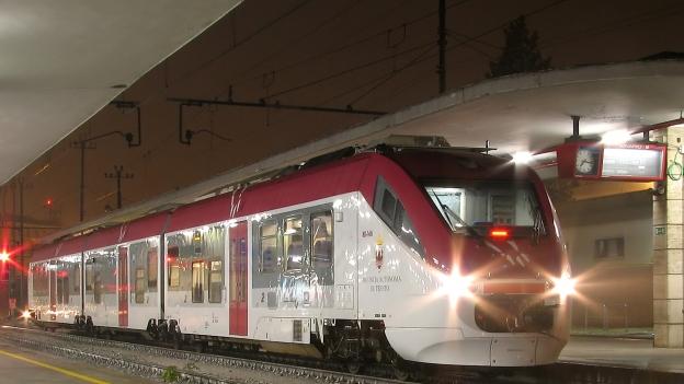 Trentino Trasporti train