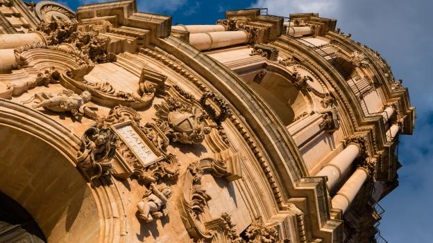 Modica: Duomo di San Giorgio (Cathedral of Saint George)
