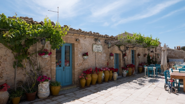 Tonnara di Marzamemi: La Taverna La Cialoma