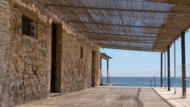 Tonnara di Marzamemi: restored fishermen's houses
