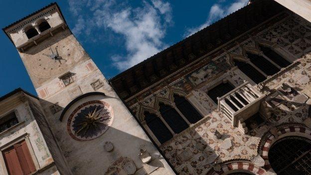 Serravalle: Torre Civica Palazzo della Comunità and Torre Civica
