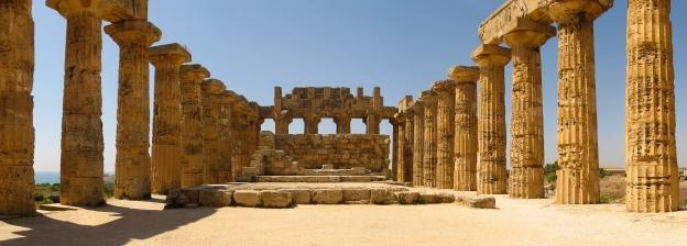 Selinunte (Temple E).