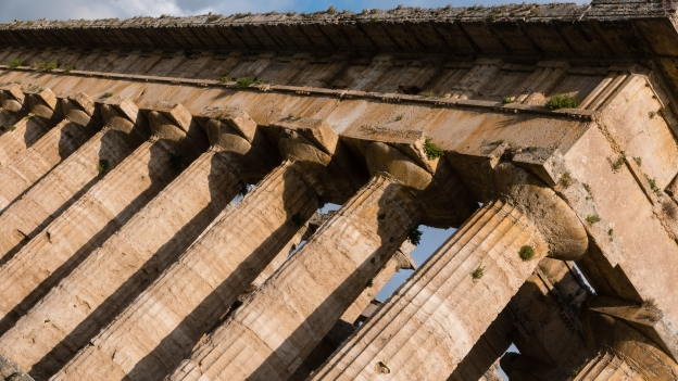 Paestum: Tempio di Nettuno