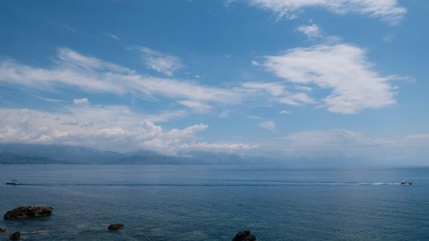 Scario (Campania): the Golfo di Policastro
