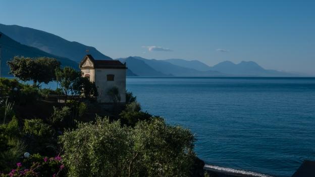 Vibonati on the Campania coast