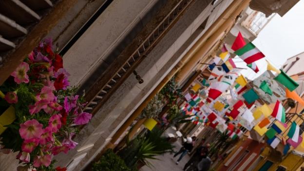 Carloforte: Via Magenta