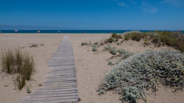 Torre delle Saline beach near San Priamo