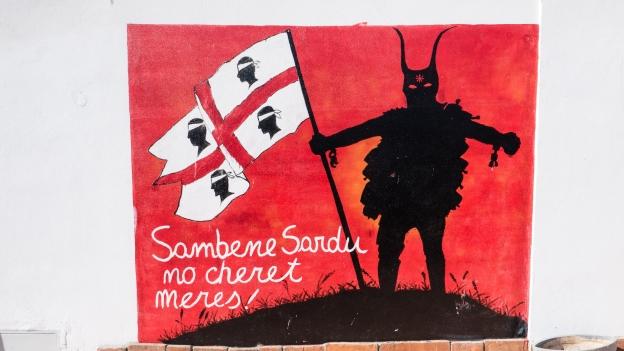 Mural in Girasole