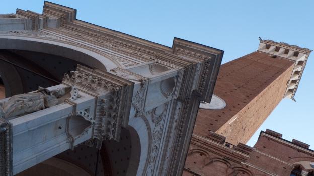 Siena: Palazzo Pubblico