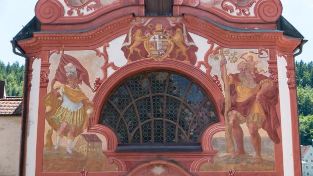 Füssen: Heilig-Geist- Spitalkirche