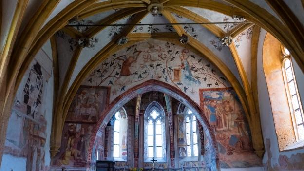 Bohinjsko Jezero: Sveti Janez (church of Saint John the Baptist)