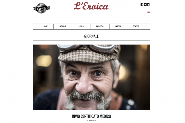 Eroica website