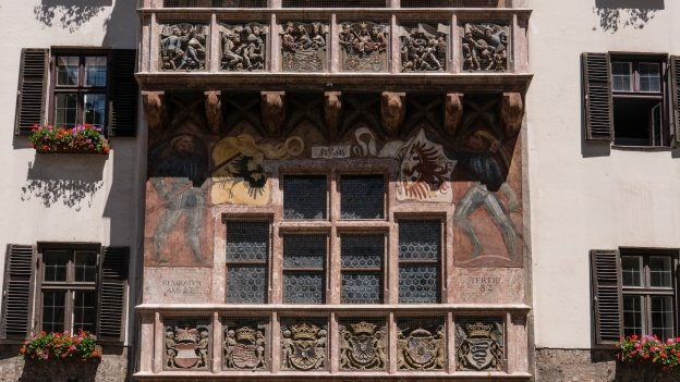 The Goldenes Dachl in Innsbruck