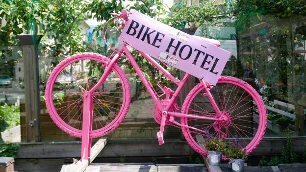 Bike hotel in Predazzo